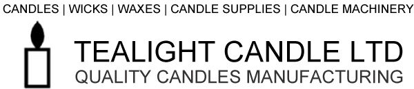 CANDLES | WICKS | WAXES | CANDLE SUPPLIES | CANDLE MACHINERY